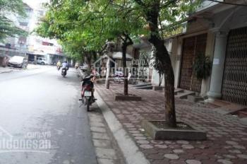 Bán nhà mặt phố Kim Đồng, Hoàng Mai, diện tích: 112m2x 5 tầng, 2 mặt tiền. Vị trí đẹp nhất phố