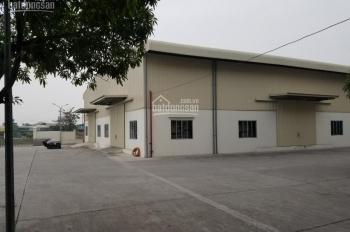 Cho thuê kho, nhà xưởng xây dựng mới tại KCN Khai Quang, Vĩnh Phúc, DT: 800m2-5200m2. LH 0962463030