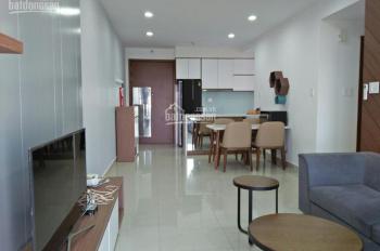 Cho thuê căn hộ 83m2 có ban công 3 phòng ngủ căn góc view công viên Celadon City, full nội thất