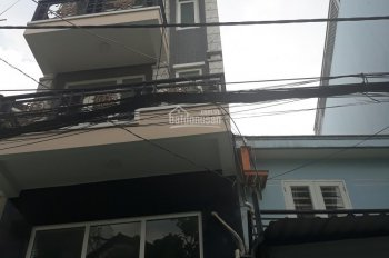 Bán gấp nhà MT đường Tân Hương, diện tích nhà: 4x17m