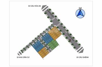 Bán đất mặt tiền đường Bùi Hữu Nghĩa (Vành Đai 3) giá chỉ 22,5 triệu/m2, thổ cư 100% sổ riêng