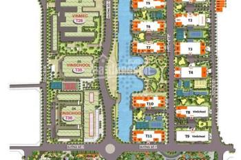 Cho thuê Shophouse tại Times City Park Hill: 30m - 110m - 150m - 200m2