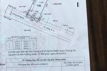 Chính chủ bán đất tặng nhà mặt tiền đường An Phú Đông 25 giá 2,9 tỷ, có thương lượng