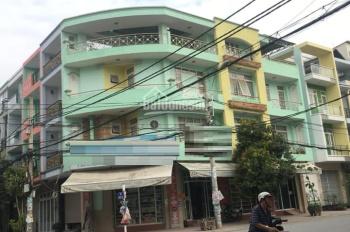 Nhà góc 2MT cho thuê đường Tạ Quang Bửu, P5, Q. 8, ai thuê nhanh thì bớt lấy lộc