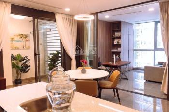 Chủ nhà định cư cho thuê gấp căn 3PN Vinhomes nội thất cao cấp, giá chỉ 35 tr/tháng. LH: 0902929568