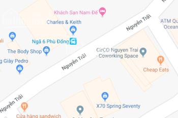 Cho thuê nhà 1 trệt, 1 lầu, tiện KD 56m2, vị trí đẹp Nguyễn Trãi, Q. 1