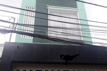 Nhà 1 trệt, 3 lầu, xe hơi quay đầu, 1 sẹc đường Dương Đình Hội, P. Phước Long B, Q9, tặng nội thất