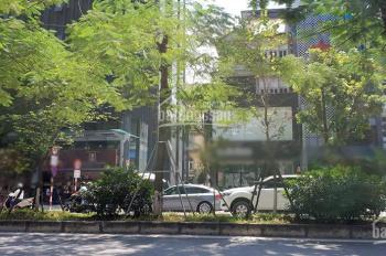 Siêu phẩm mặt phố Láng Hạ, 110m2, 5 tầng, MT 7.5m, lô góc, view hồ, LH 0334412503