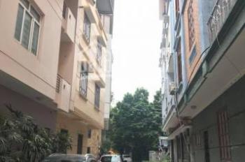Bán nhà 12 Phạm Tuấn Tài ô tô tránh, kinh doanh, DT 80m2, 4 tầng, MT 5.8m, giá 10.3 tỷ