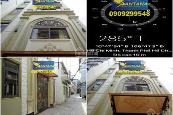Bán nhà 5 tầng hẻm xe hơi đường Cô Giang, phường 1, quận Phú Nhuận, giá 6.2 tỷ