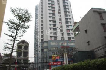 Cho thuê căn hộ tầng 22 tòa nhà Lilama 52 Lĩnh Nam, DT: 95m2 (đồ cơ bản). Giá: 7 triệu/th