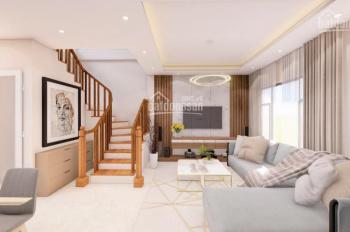 Chính chủ bán nhà sát đường Hồ Tùng Mậu. DT: 50m2, MT 6,8m x 4,5 tầng xây mới năm 2018, 0987689138