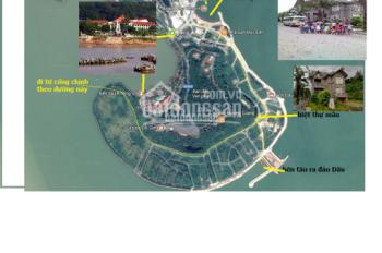Chuyển nhượng lô đất biệt thự nghỉ dưỡng Resort Hòn Dấu, Đồ Sơn, Hải Phòng