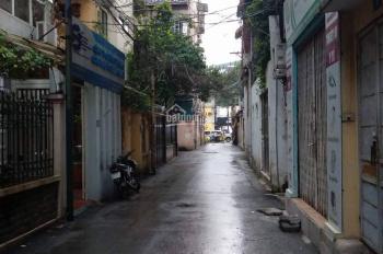 Bán nhà 3 tầng, DT: 130.4m2 đường Thái Hà, 2 mặt tiền, 3 mặt thoáng ô tô đỗ cửa