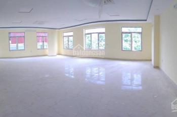 Cho thuê nhà mặt phố Trường Chinh, mặt tiền rộng hơn 8m, diện tích 75m2/tầng x 3 tầng