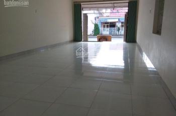 Cho thuê cửa hàng 165m2 tại mặt đường Nguyễn Ngọc Vũ, 3 tầng