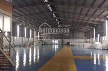 Cho thuê kho xưởng DT 500m2, 900m2, 1500m2 cụm CN Thanh Oai, Hà Nội, Công ty An Hưng, LH 0979929686