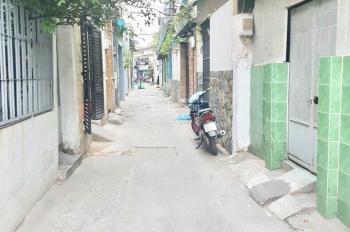 Phú Hưng Phát Land - 0902418742, bán nhà hẻm 3.5m CMT8, DT 4.2X12m, giá 6.4 tỷ