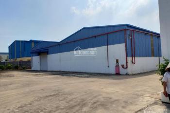 Cho thuê nhà xưởng trong KCN Sông Mây Trảng Bom, DT 1500, 4100, 4500m2, liên hệ Mr Hưng: 0918283117