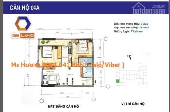 Bán nhanh giá rẻ chung cư 282 Nguyễn Huy Tưởng, giá từ 21 triệu/m2 - mua trực tiếp của chủ nhà