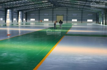 Cho thuê kho nhà xưởng, đất tại KCN Đồng Văn, Hà Nam, QL 1A, DT: Từ 800m2 - 28.000m2. LH 0962463030