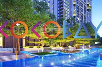 Tôi cần bán căn hộ Cocobay R2-17, DT 40m2, nội thất cao cấp, giá 1.5 tỷ