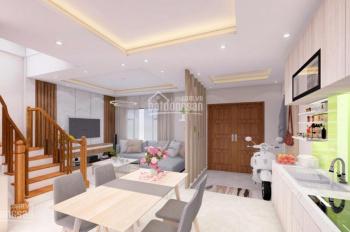 Chính chủ cần bán nhà gần đường Hồ Tùng Mậu DT: 50m2 MT 6,8m x 4,5 tầng thiết kế cực đẹp 0987689138