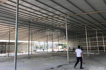 0383.568.586 chính chủ cho thuê kho xưởng khu vực Thuận Thành - Bắc Ninh. DT 1000m