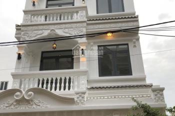 Chính chủ bán biệt thự đường Huỳnh Tất Phát, Q7, 6m x 14m, 1 trệt, 3 lầu, giá 5,7 tỷ