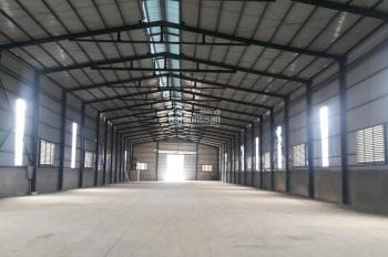 Chính chủ cho thuê kho xưởng từ 1500m2 - 4000m2, khu công nghiệp Đan Phượng