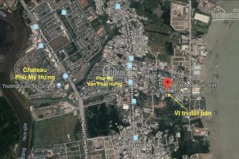 Cơ hội sở hữu 1000m2 đất MT Hoàng Quốc Việt, P. Phú Mỹ, Quận 7, giá quá rẻ 48 tr/m2