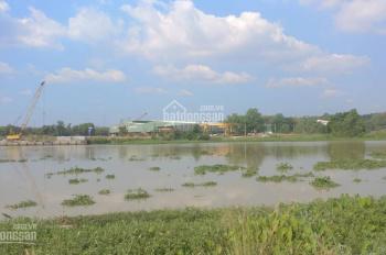 Đất mặt tiền góc (LG 40m và 12m) và mặt tiền view sông Sài Gòn cực đẹp. LH Phú 0908.137.647