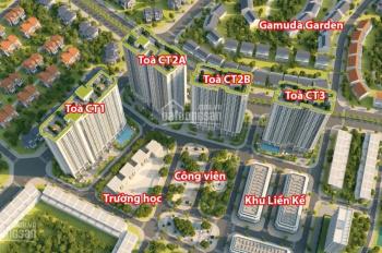 Bán tầng đế thương mại thông tầng gelexia riverside 6.085 tỷ mặt đường 40m tòa CT2A vào trực tiếp