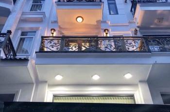 Nhà đẹp đường Nguyễn Sỹ Sách, P15, Tân Bình. DT: 4x14m, đúc 3.5 tấm, giá 6tỷ450tr