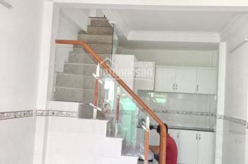 Bán nhà 1 lầu mới đẹp hẻm 63 Lưu Trọng Lư, quận 7