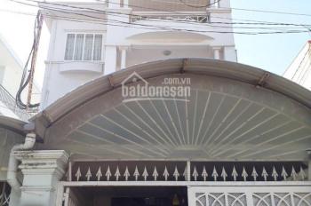 Bán nhà 2 lầu mới đẹp mặt tiền Bùi Văn Ba, quận 7