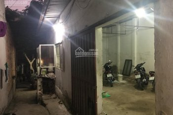 Cần cho thuê xưởng 100m2 Nguyễn Khoái 6 triệu/th