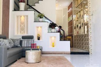 Nhà mới xây tặng nội thất trục chính hẻm 311 Nguyễn Văn Cừ, 4,2 x 10.1m. Giá 2 tỷ 100 triệu