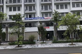 CC cần cho thuê nhà KĐT Mon Bay để kinh doanh mặt tiền 12m, mặt đường chính. LH 0986284034