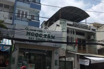 Cần bán nhà MT đường Bùi Văn Ba, 1T2L mái đúc, 4,5x20m chỉ 11 tỷ tiện đầu tư và KD LH: 0934.988.037