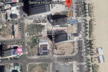 Chính chủ cần bán đất lô B5 đường Võ Nguyên Giáp, bên cạnh KS Mường Thanh, DT: 1220m2