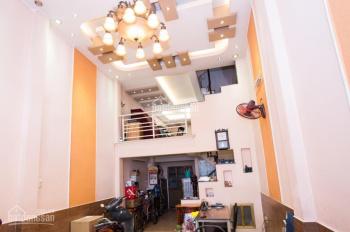 Bán nhà phố đường Nguyễn Tiểu La, góc Nhật Tảo, P8, Q10, (4.3mx13m) 4 lầu. DTCN: 50m2