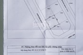 Bán gấp một lô đất biệt thự khu đô thị Chí Linh, diện tích 177m2, giá tốt