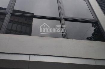 Bán nhà 6 tầng mặt phố Kim Đồng Tân Mai, thang máy - gara ôtô, 50m2, MT 5.6m. 12.6 tỷ 0845866866