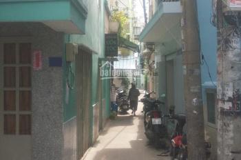 Bán 4.2 tỷ, nhà hẻm 3m Huỳnh Tấn Phát 4.2x15m, gần cầu Tân Thuận