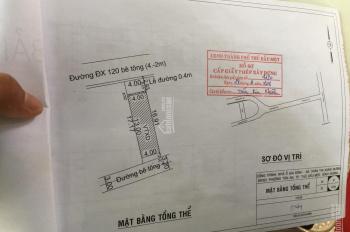 Nhà mặt tiền Thủ Dầu Một giá rẻ