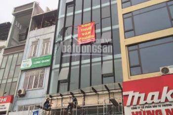 Chính chủ cho thuê nhà mặt phố Trường Chinh, Đống Đa, diện tích 152m2 mặt tiền 8m-0969171380