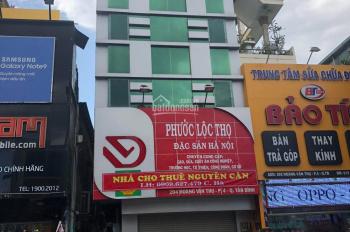 Nhà cho thuê nguyên căn mặt tiền 204 Hoàng Văn Thụ (4 x 20m)