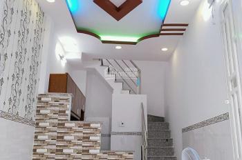 Nhà lầu 4 tấm 3x7m cách cầu Chà Và 4km, giá thấp nhất thị trường 1.45 tỷ, LH 0902331665