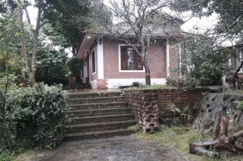 Bán biệt thự nhà vườn 3600m2 tại Hòa Sơn, đã có ao nhà hoàn thiện, giáp với thị trấn Xuân Mai